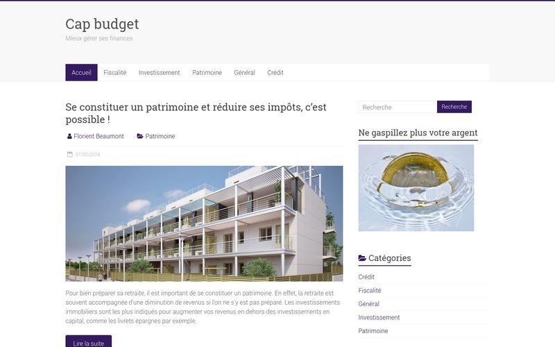 Cap budget : mieux gérer ses finances